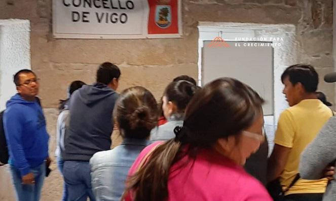 Punto de encuentro en Vigo - Galicia, para hablar de salud, de prevención y Chagas